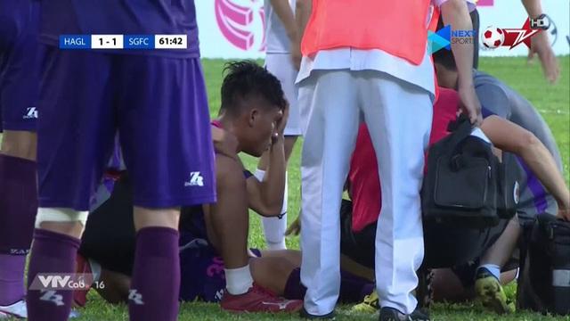 Sự cố Eriksen: Nước mắt Euro gợi nhớ ký ức kinh hoàng về những lần cầu thủ Việt suýt nuốt lưỡi, chạm cửa tử ngay trên sân cỏ V-League - Ảnh 2.