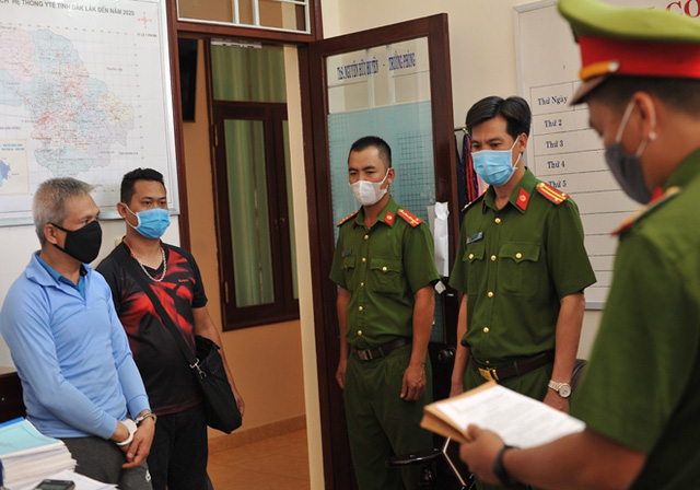 Truy tố 12 bị can trong vụ án sai phạm đấu thầu thuốc tại Sở Y tế Đắk Lắk - Ảnh 1.
