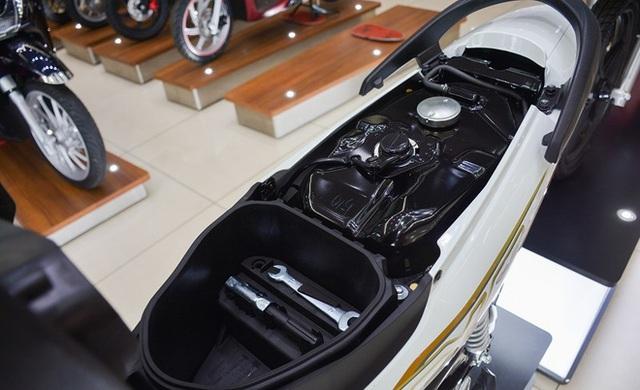 Xe máy giá rẻ, tiết kiệm xăng, chọn Honda Wave Alpha hay Yamaha Sirius? - Ảnh 4.