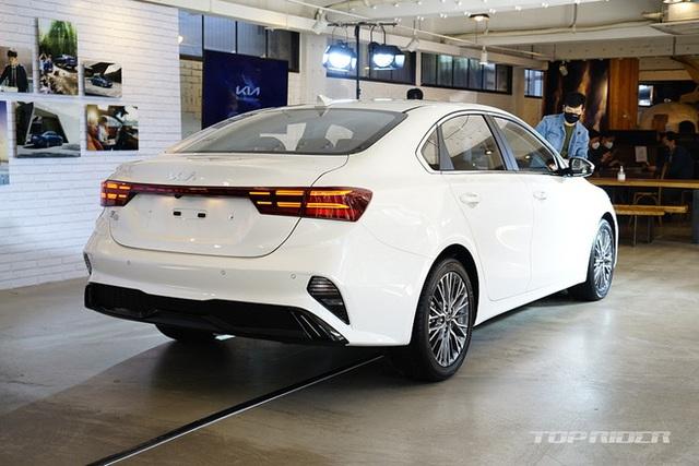 Loạt sedan hạng C đáng mua sắp ra mắt tại Việt Nam: Lột xác như xe hạng D, đa số mở bán cuối năm nay - Ảnh 9.