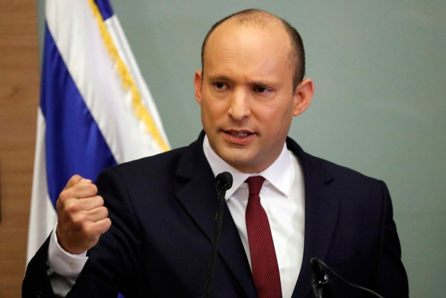 Cựu trợ thủ hạ bệ ông Netanyahu, Israel lần đầu có thủ tướng mới sau 12 năm - Ảnh 1.