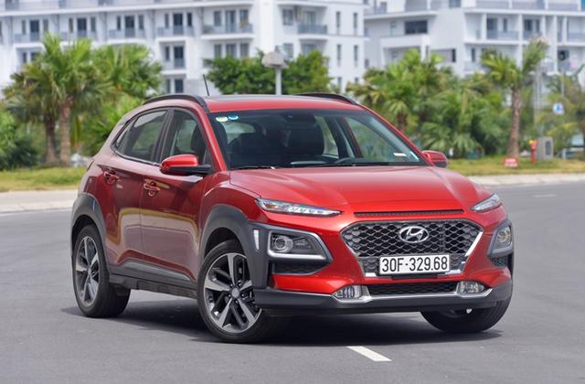 Hyundai Elantra, Kona giảm giá 15-40 triệu tại Việt Nam - Ảnh 1.