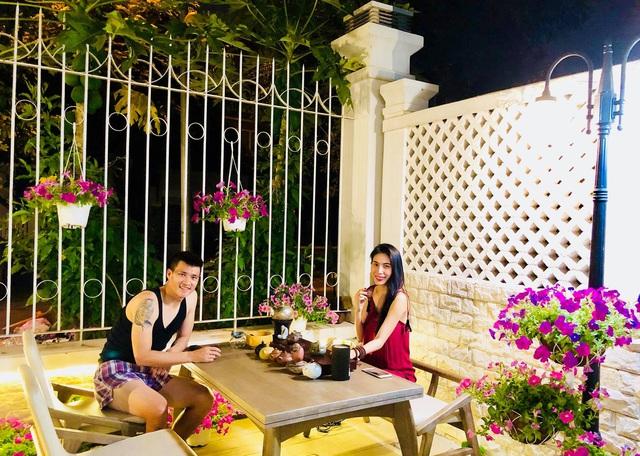 Khu vườn 100m2 xanh tươi của Thủy Tiên - Công Vinh trong biệt thự ở khu nhà giàu: Đầy rau trái xum xuê, ai cũng mơ ước! - Ảnh 15.