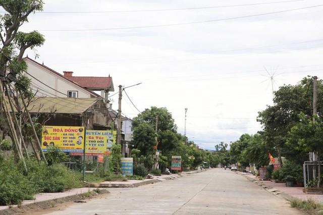 Bị phong tỏa, làng vịt nổi tiếng nhất Hà Tĩnh vắng khách ngày Tết Đoan Ngọ  - Ảnh 3.