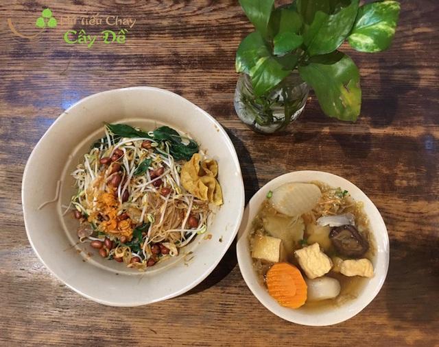 Chuỗi hủ tiếu chay của cặp vợ chồng startup thịt thực vật đầu tiên tại Việt Nam: Nổi tiếng nhất TP Mỹ Tho, ra đời từ năm 1992, có 4 cơ sở ở Sài Gòn - Ảnh 3.