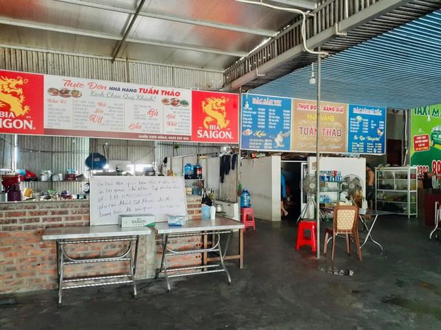Bị phong tỏa, làng vịt nổi tiếng nhất Hà Tĩnh vắng khách ngày Tết Đoan Ngọ  - Ảnh 4.