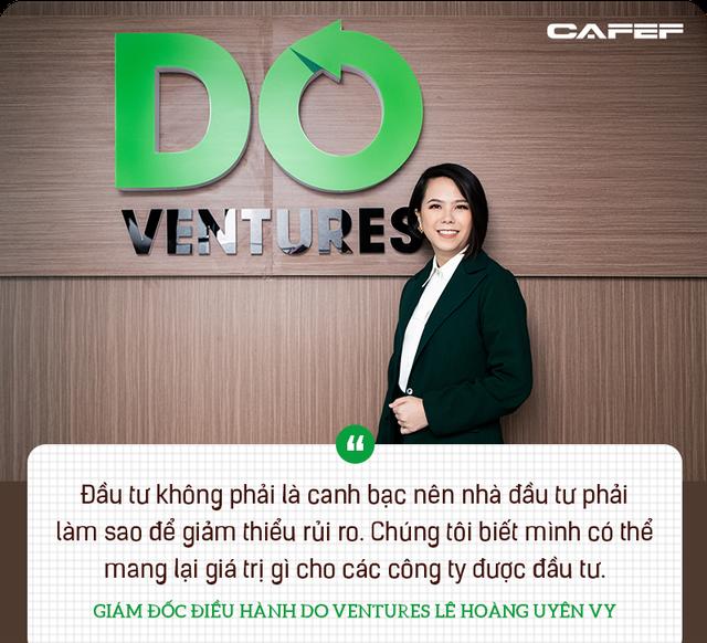 Lê Hoàng Uyên Vy: 92% startup thất bại, có những founder phải cầm nhà cầm xe, nhưng sự kiên định giúp họ thành công - Ảnh 1.