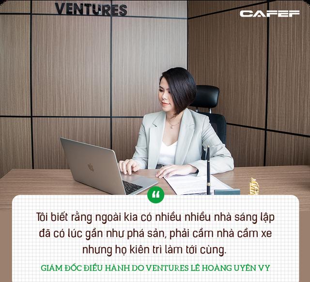 Lê Hoàng Uyên Vy: 92% startup thất bại, có những founder phải cầm nhà cầm xe, nhưng sự kiên định giúp họ thành công - Ảnh 2.