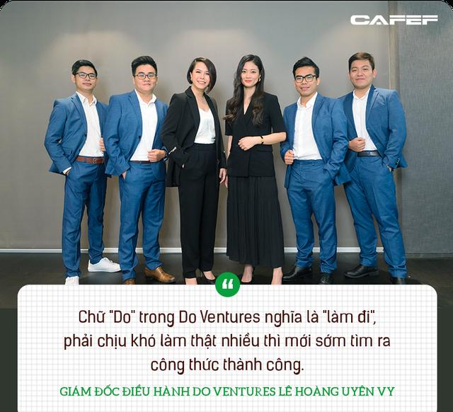 Lê Hoàng Uyên Vy: 92% startup thất bại, có những founder phải cầm nhà cầm xe, nhưng sự kiên định giúp họ thành công - Ảnh 4.