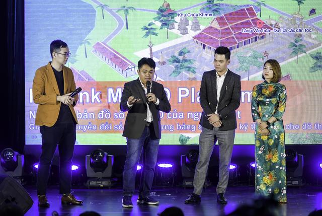 """""""Google Map phiên bản thuần Việt"""" tỏa sáng nhờ mô hình vườn ươm """"3 Nhà"""" của Viet Solutions - Ảnh 1."""