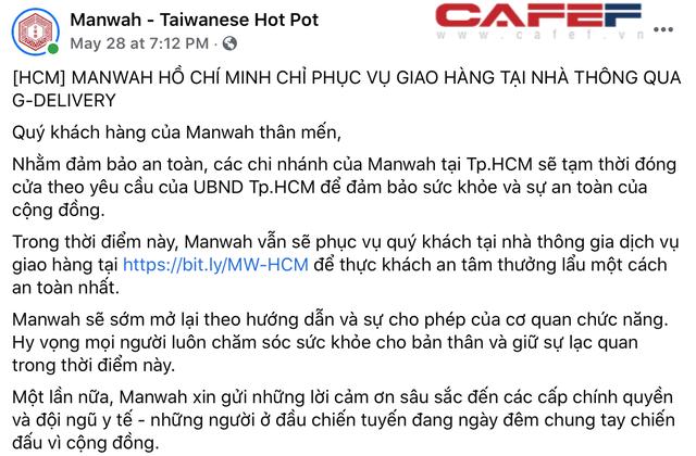 Sự đối lập giữa hai nhà hàng tại TP.HCM và Hà Nội: Bên shipper xếp hàng bội đơn, trung tâm tiệc cưới treo biển bán cơm văn phòng 35.000 đồng/suất - Ảnh 5.