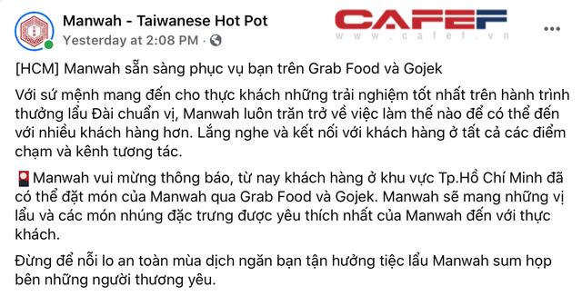 Sự đối lập giữa hai nhà hàng tại TP.HCM và Hà Nội: Bên shipper xếp hàng bội đơn, trung tâm tiệc cưới treo biển bán cơm văn phòng 35.000 đồng/suất - Ảnh 6.