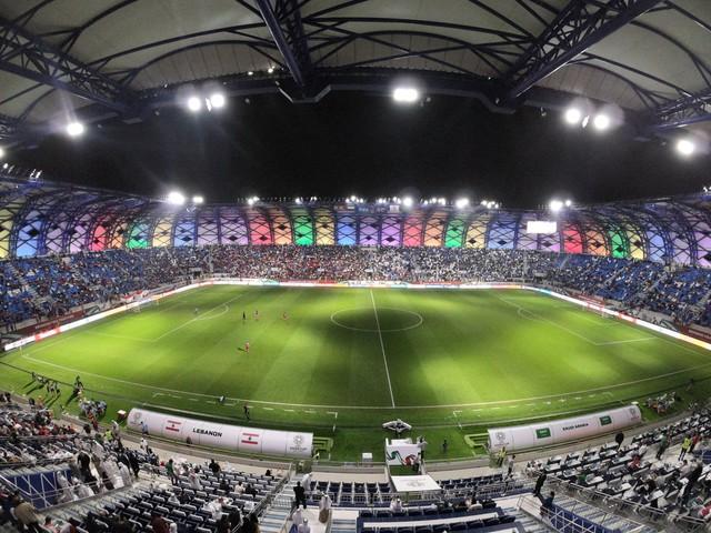 UAE chỉ đá trên 1 sân suốt 4 trận vì niềm tin bí ẩn này, CĐV vẫn tự tin không có gì làm khó được Việt Nam - Ảnh 1.