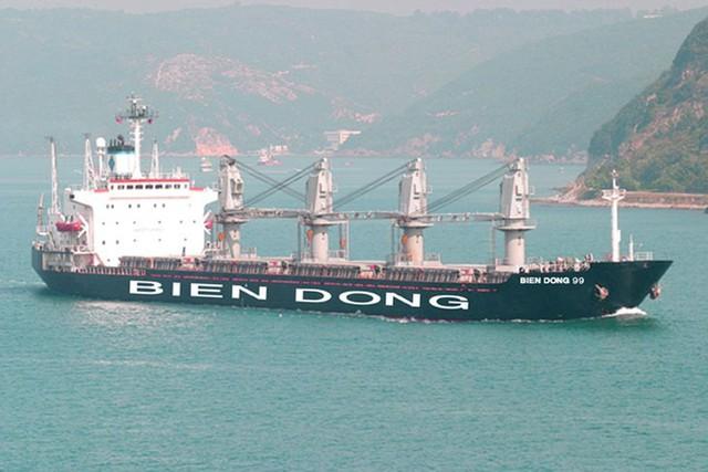 Ngân hàng rao bán khoản nợ 500 tỷ thế chấp bằng tàu biển, trụ sở công ty con Vinalines - Ảnh 1.