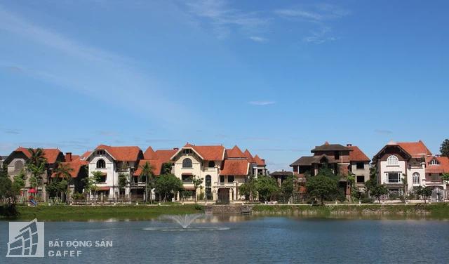 Mục sở thị 3 khu đô thị phía Tây Thủ đô có giá biệt thự và liền kề tăng dựng đứng - Ảnh 7.