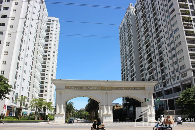 Mục sở thị 3 khu đô thị phía Tây Thủ đô có giá biệt thự và liền kề tăng dựng đứng - Ảnh 9.
