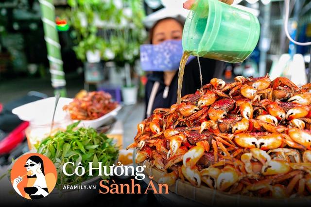 Mâm ba khía Cà Mau hấp giúp bà chủ mỗi tháng kiếm nhẹ nhàng 400 triệu dù trong mùa dịch, cả Sài Gòn tìm đỏ con mắt cũng khó có mâm thứ hai  - Ảnh 1.