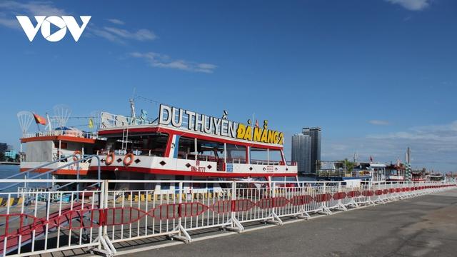 Đà Nẵng nâng cấp cảng sông Hàn thành cảng du lịch - Ảnh 1.