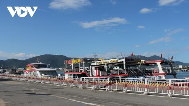 Đà Nẵng nâng cấp cảng sông Hàn thành cảng du lịch - Ảnh 2.