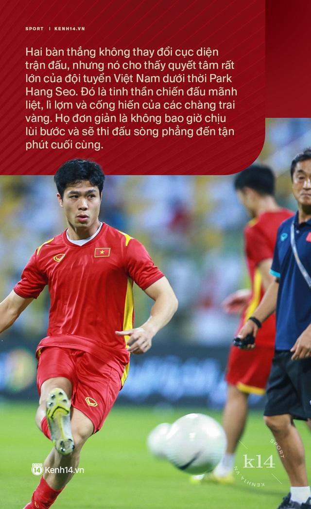 Thua một trận, thắng cả chiến dịch: Và lịch sử bóng đá Việt Nam vẫn đang được viết tiếp! - Ảnh 2.