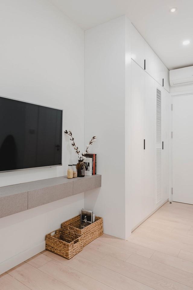 Căn hộ thiết kế theo phong cách minimal, ngập tràn ánh sáng tự nhiên: Nội thất mang hơi hướng tối giản, chi phí chỉ 200 triệu cũng đủ ưng ý khiến gia chủ dù đi đâu cũng muốn về nhà! - Ảnh 9.