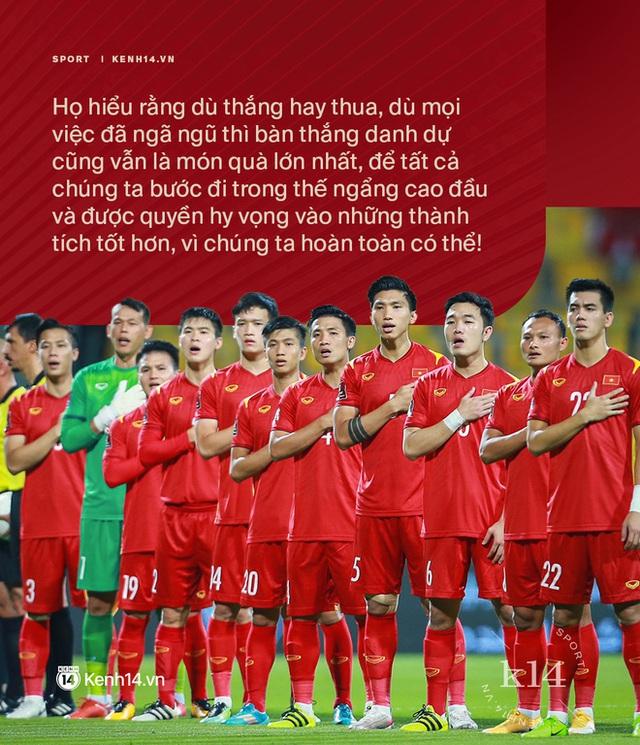 Thua một trận, thắng cả chiến dịch: Và lịch sử bóng đá Việt Nam vẫn đang được viết tiếp! - Ảnh 11.