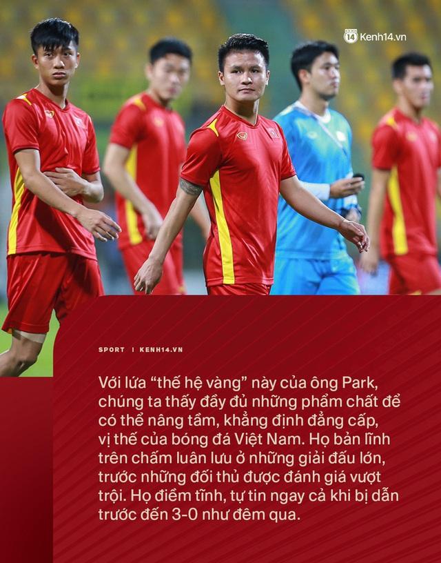 Thua một trận, thắng cả chiến dịch: Và lịch sử bóng đá Việt Nam vẫn đang được viết tiếp! - Ảnh 13.