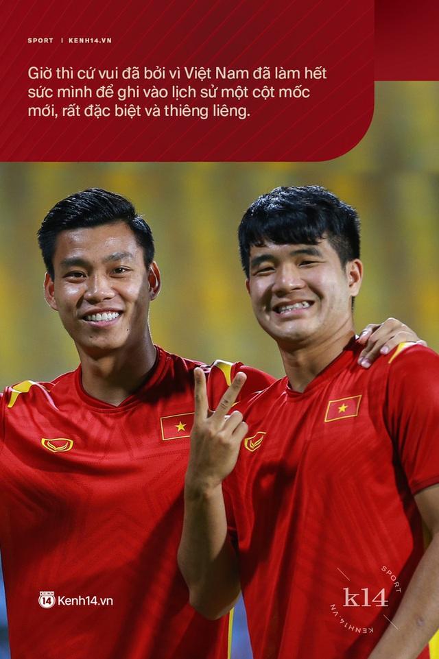 Thua một trận, thắng cả chiến dịch: Và lịch sử bóng đá Việt Nam vẫn đang được viết tiếp! - Ảnh 14.