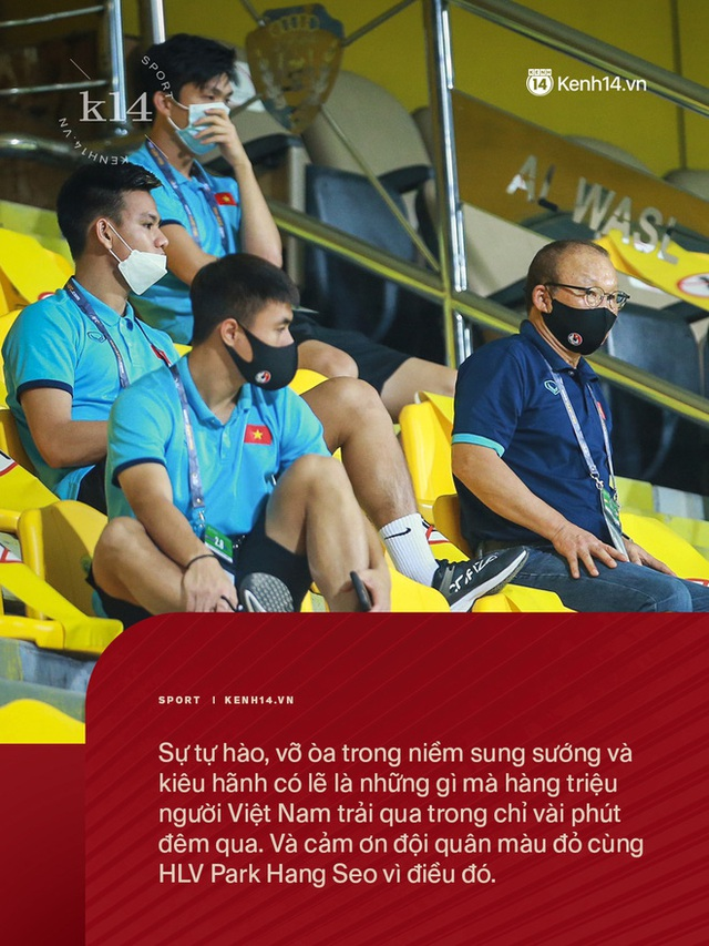 Thua một trận, thắng cả chiến dịch: Và lịch sử bóng đá Việt Nam vẫn đang được viết tiếp! - Ảnh 10.