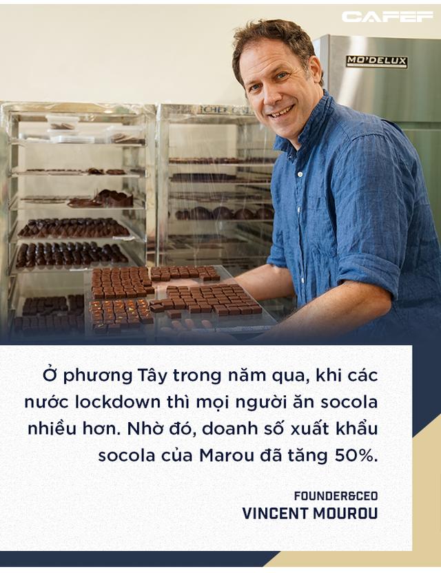 """Founder&CEO Marou - công ty socola """"ngon nhất thế giới"""": 10 năm khởi nghiệp ở Việt Nam đưa socola lên bản đồ thế giới, doanh số xuất khẩu năm 2020 tăng 50% - Ảnh 6."""