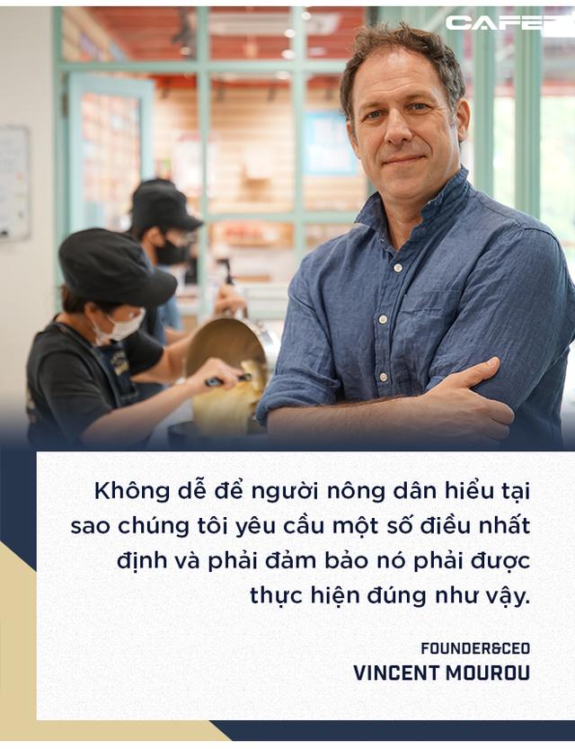 """Founder&CEO Marou - công ty socola """"ngon nhất thế giới"""": 10 năm khởi nghiệp ở Việt Nam đưa socola lên bản đồ thế giới, doanh số xuất khẩu năm 2020 tăng 50% - Ảnh 9."""
