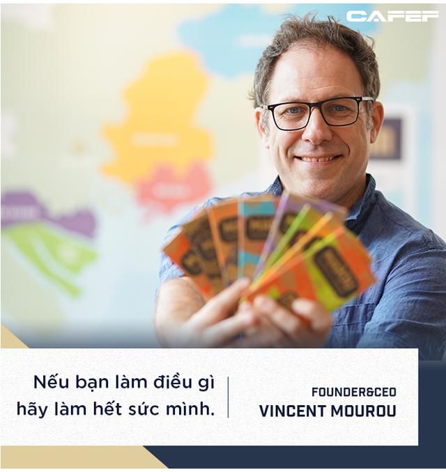 """Founder&CEO Marou - công ty socola """"ngon nhất thế giới"""": 10 năm khởi nghiệp ở Việt Nam đưa socola lên bản đồ thế giới, doanh số xuất khẩu năm 2020 tăng 50% - Ảnh 13."""