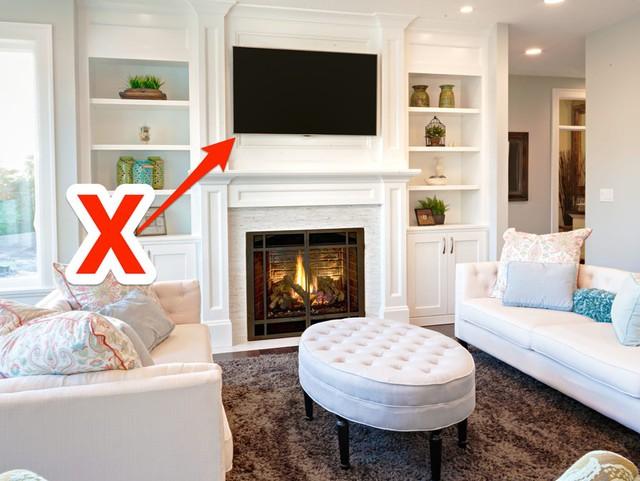 Chuyên gia thiết kế nội thất bắt lỗi 7 sai lầm trong thiết kế khiến phòng khách trở nên kém sang: Điều chỉnh 1 chi tiết nhỏ thôi cũng nâng tầm cho ngôi nhà của bạn - Ảnh 4.