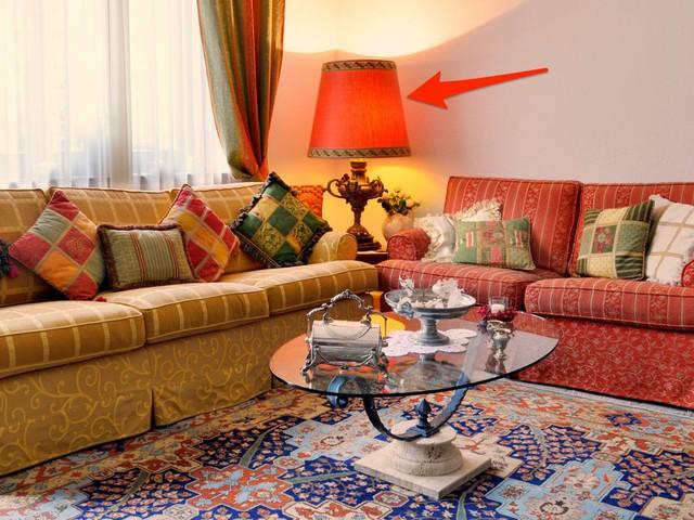 Chuyên gia thiết kế nội thất bắt lỗi 7 sai lầm trong thiết kế khiến phòng khách trở nên kém sang: Điều chỉnh 1 chi tiết nhỏ thôi cũng nâng tầm cho ngôi nhà của bạn - Ảnh 5.