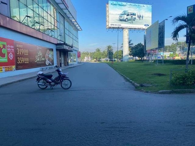 Đồng Nai vừa phong tỏa và cách ly khu vực siêu thị Big C ở TP Biên Hòa  - Ảnh 1.