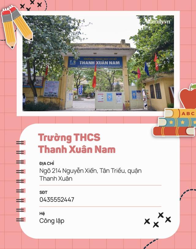15 trường cấp 2 ở quận Thanh Xuân: Quá nhiều cái tên xuất sắc, có nơi được công nhận là trường Quốc tế Cambridge - Ảnh 1.