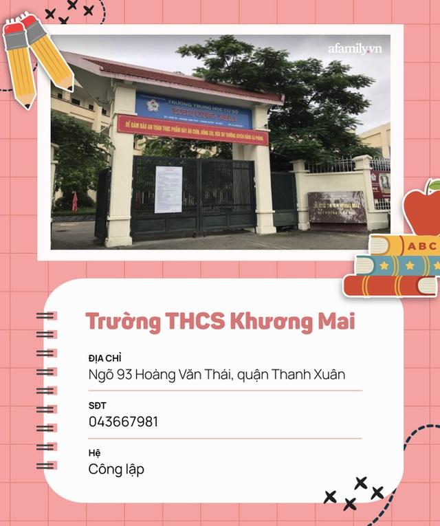 15 trường cấp 2 ở quận Thanh Xuân: Quá nhiều cái tên xuất sắc, có nơi được công nhận là trường Quốc tế Cambridge - Ảnh 13.