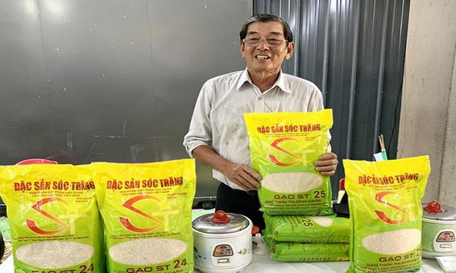 Trung Quốc tăng nhập khẩu gạo ST24 của Việt Nam - Ảnh 3.