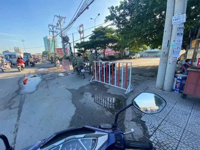 Đồng Nai vừa phong tỏa và cách ly khu vực siêu thị Big C ở TP Biên Hòa  - Ảnh 5.
