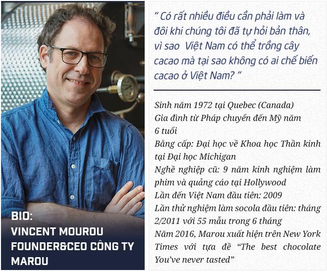 """Founder&CEO Marou - công ty socola """"ngon nhất thế giới"""": 10 năm khởi nghiệp ở Việt Nam đưa socola lên bản đồ thế giới, doanh số xuất khẩu năm 2020 tăng 50% - Ảnh 1."""