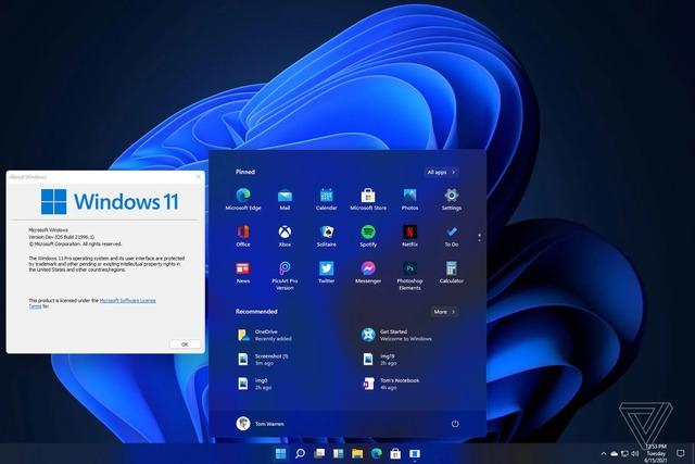 Đây là Windows 11? - Ảnh 1.