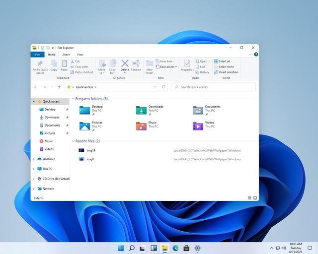 Đây là Windows 11? - Ảnh 2.
