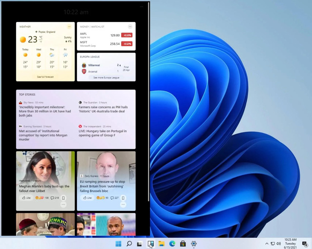 Đây là Windows 11? - Ảnh 3.