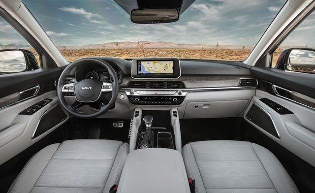 Kia Telluride 2022 ra mắt với giá từ 34.000 USD - Ảnh 1.