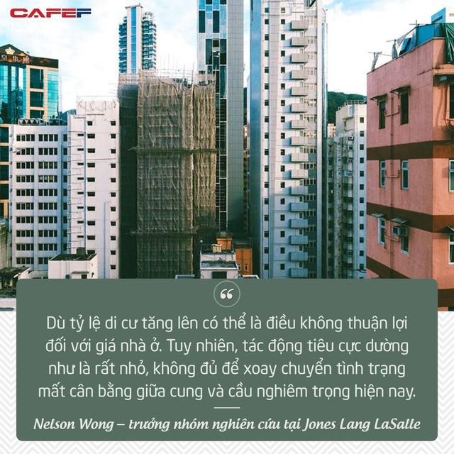 Thị trường bất động sản đắt đỏ nhất thế giới: Giá nhà chỉ tăng, không giảm, 88 người tranh nhau mua 1 căn hộ  - Ảnh 2.