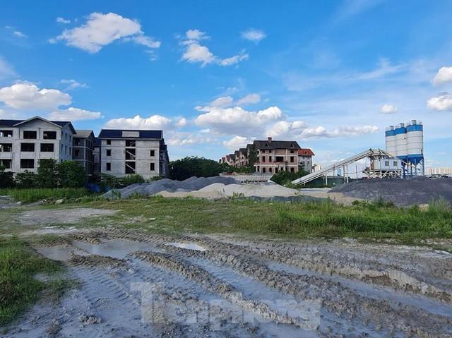 Tận thấy dự án du lịch biến thành khu toàn biệt thự để bán ở Hà Nội  - Ảnh 15.