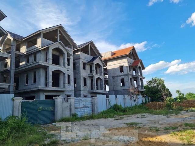Tận thấy dự án du lịch biến thành khu toàn biệt thự để bán ở Hà Nội  - Ảnh 20.