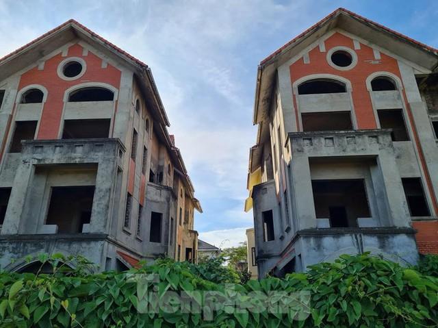 Tận thấy dự án du lịch biến thành khu toàn biệt thự để bán ở Hà Nội  - Ảnh 21.