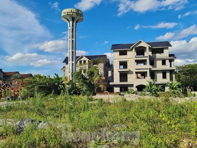Tận thấy dự án du lịch biến thành khu toàn biệt thự để bán ở Hà Nội  - Ảnh 5.