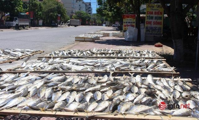 Mùa cao điểm du lịch, phố biển Cửa Lò vẫn vắng tanh, hải sản ế ẩm chưa từng có - Ảnh 10.